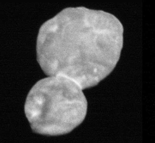 3d16c15bfac Foto do asteróide Ultima Thule (2014 MU69)