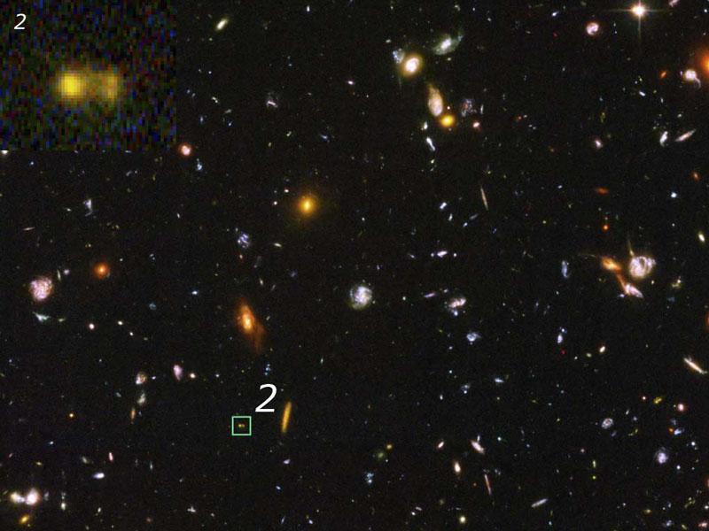 HST Galaxias