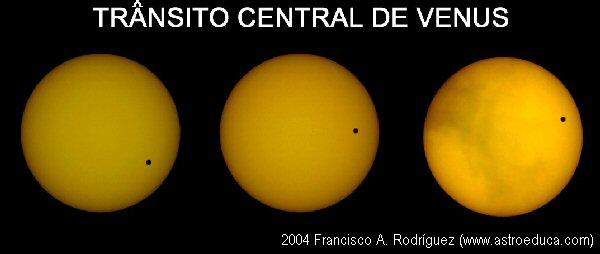 Transito Venus